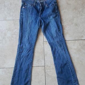 Juniors 515 boot cut jeans